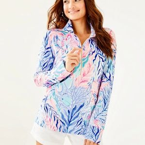 NWOT Lilly Pultizer Popover-Small